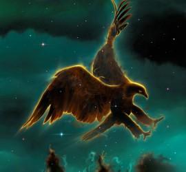 F - A - Eagle nebula a