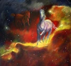 F - A - eHorseOmega_Nebula